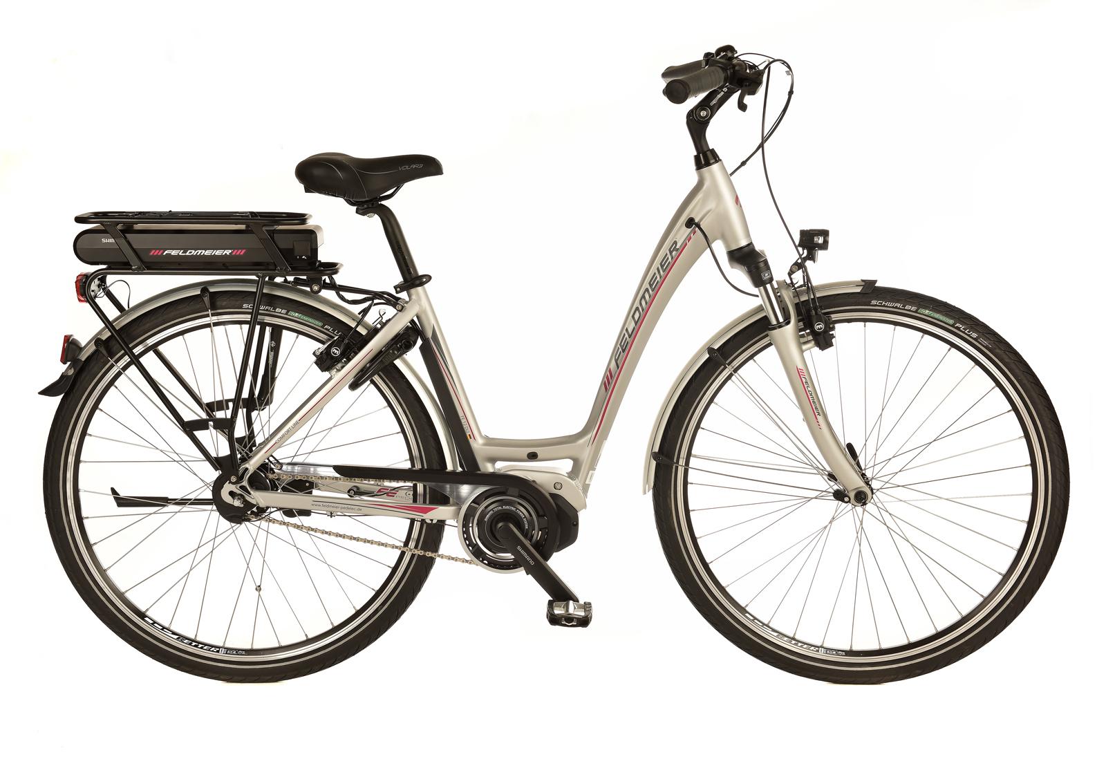 AXA Akku-Rahmenschloss Shimano Steps schwarz Fahrrad