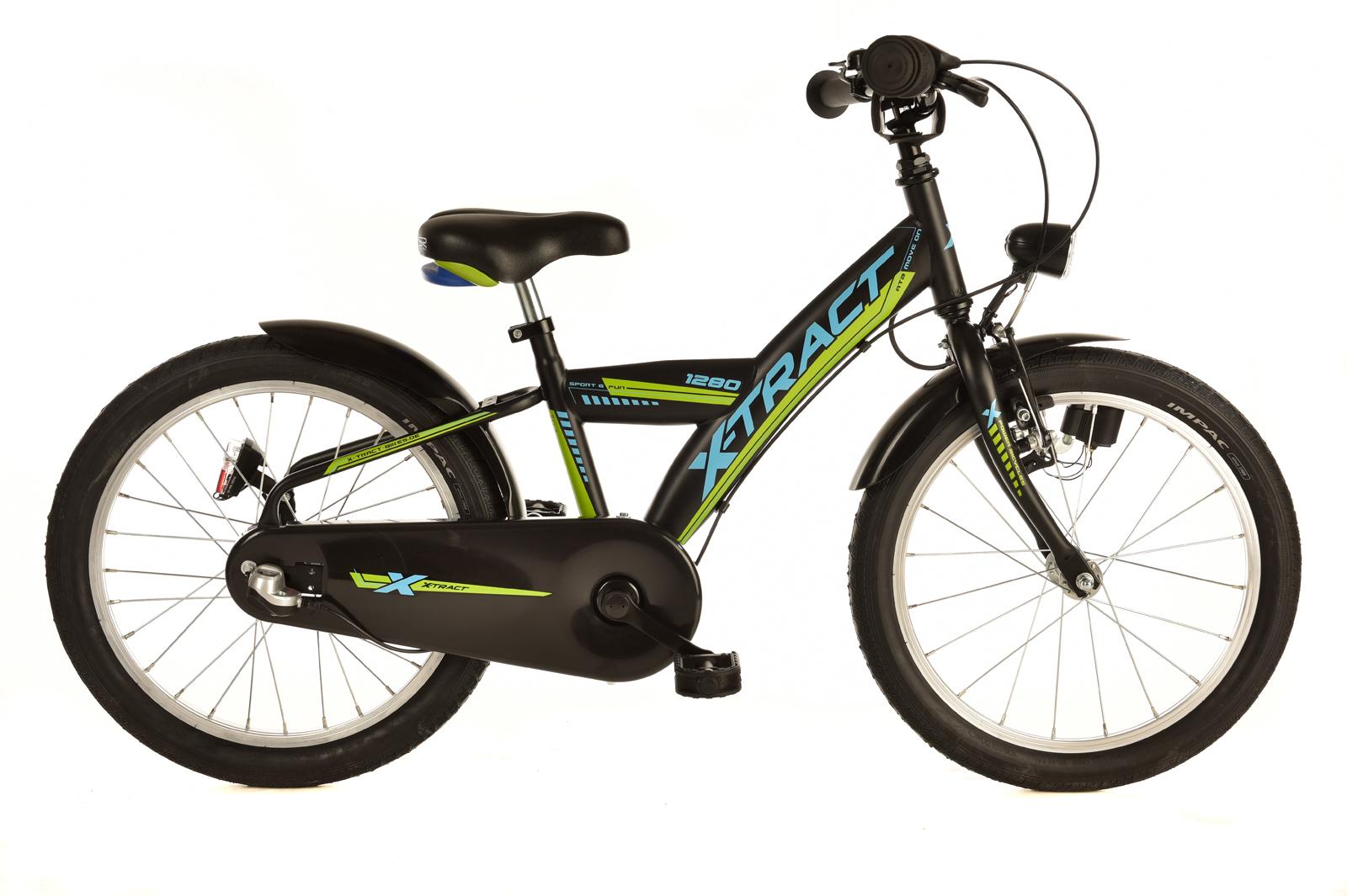 X Tract 1280 Schwarz Feldmeier Bikes