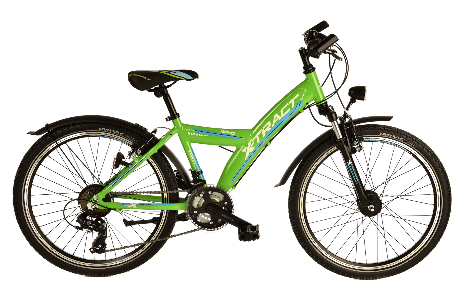 X Tract 1340 Feldmeier Bikes