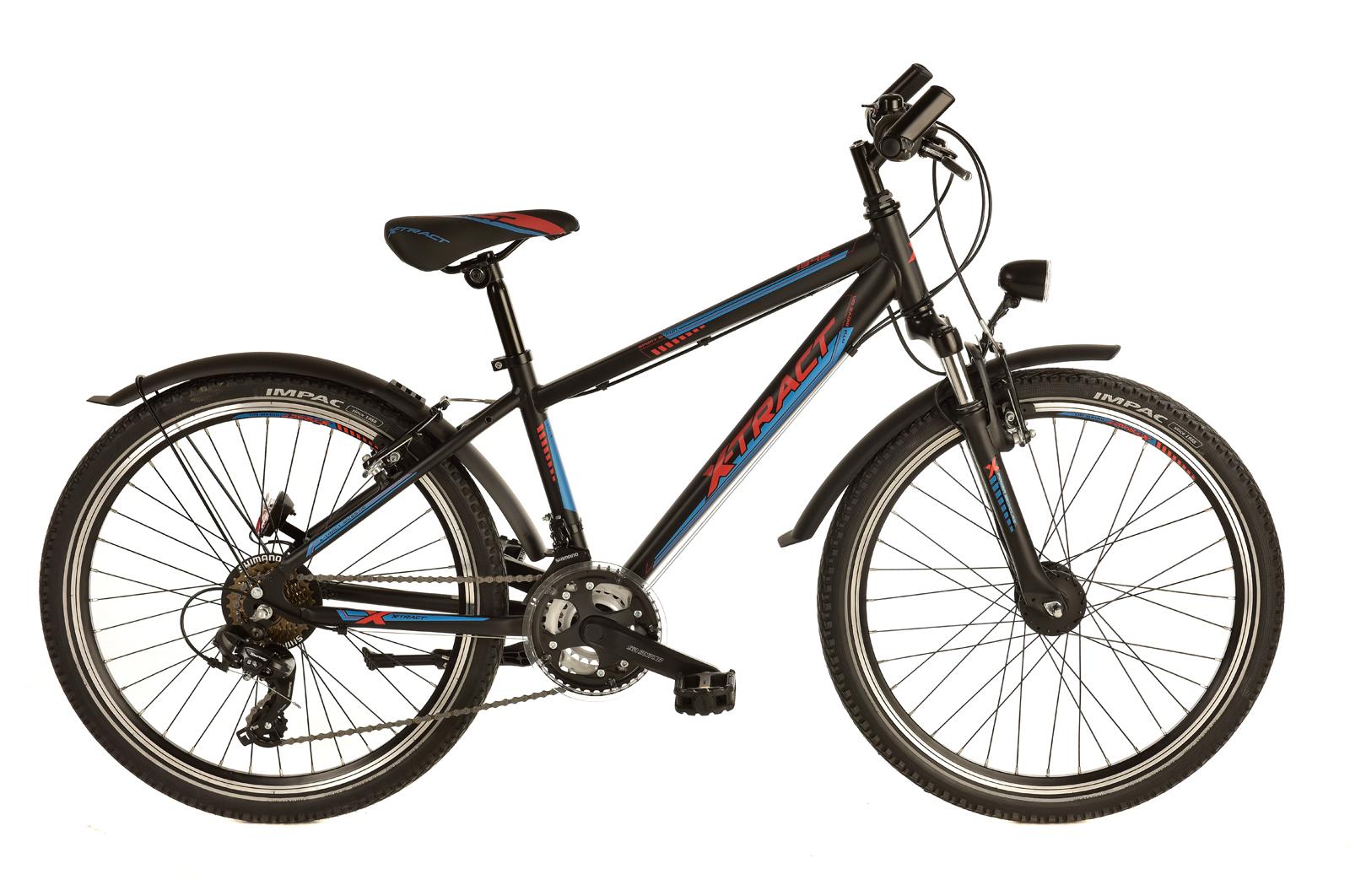 X Tract 1342 Schwarz Feldmeier Bikes