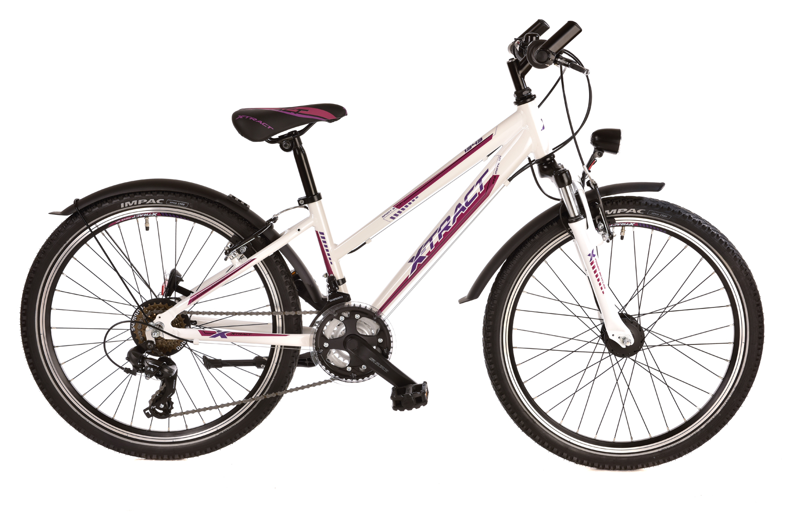 X Tract 1343 Weiss Feldmeier Bikes