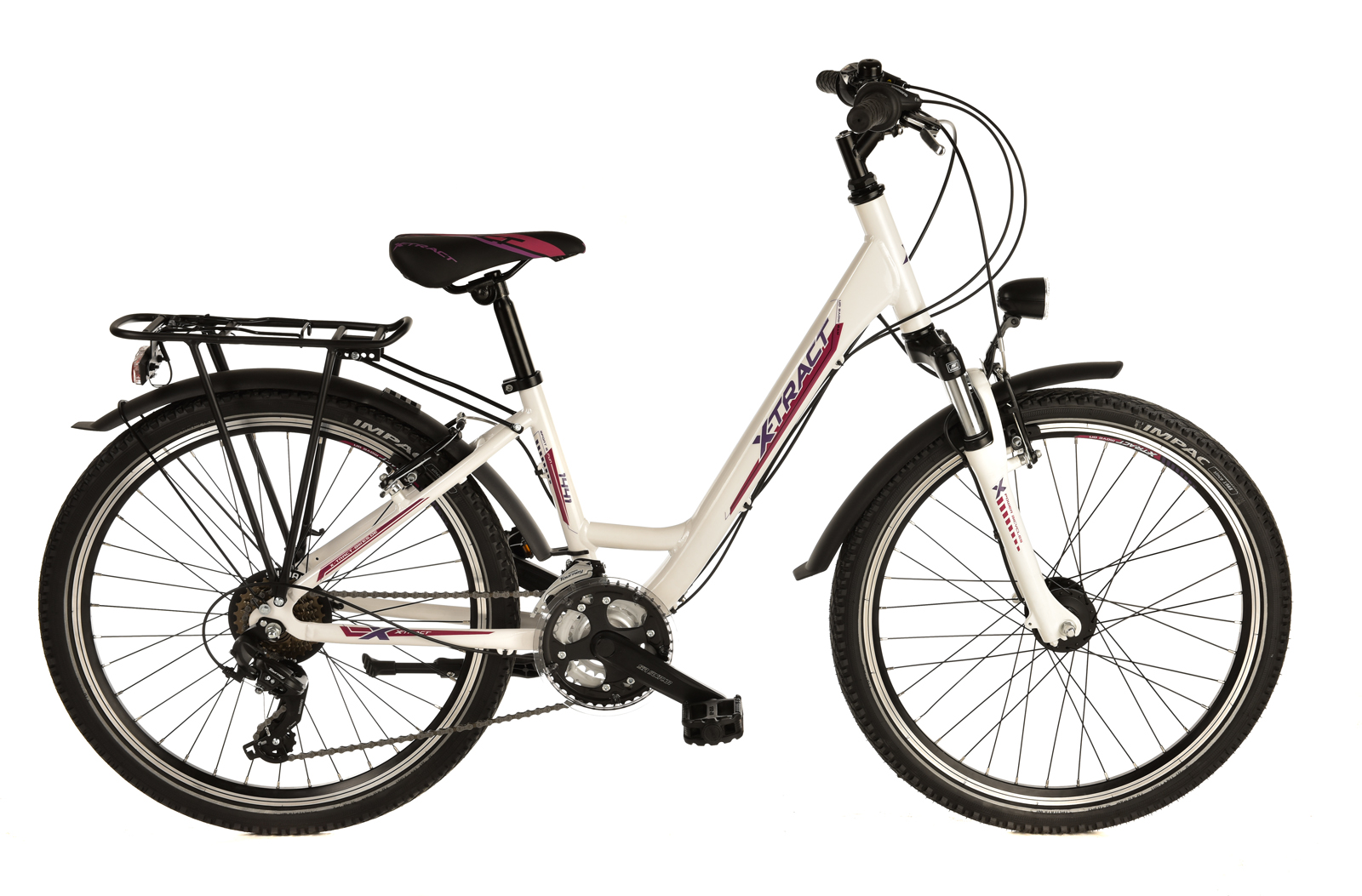 X Tract 1441 Feldmeier Bikes
