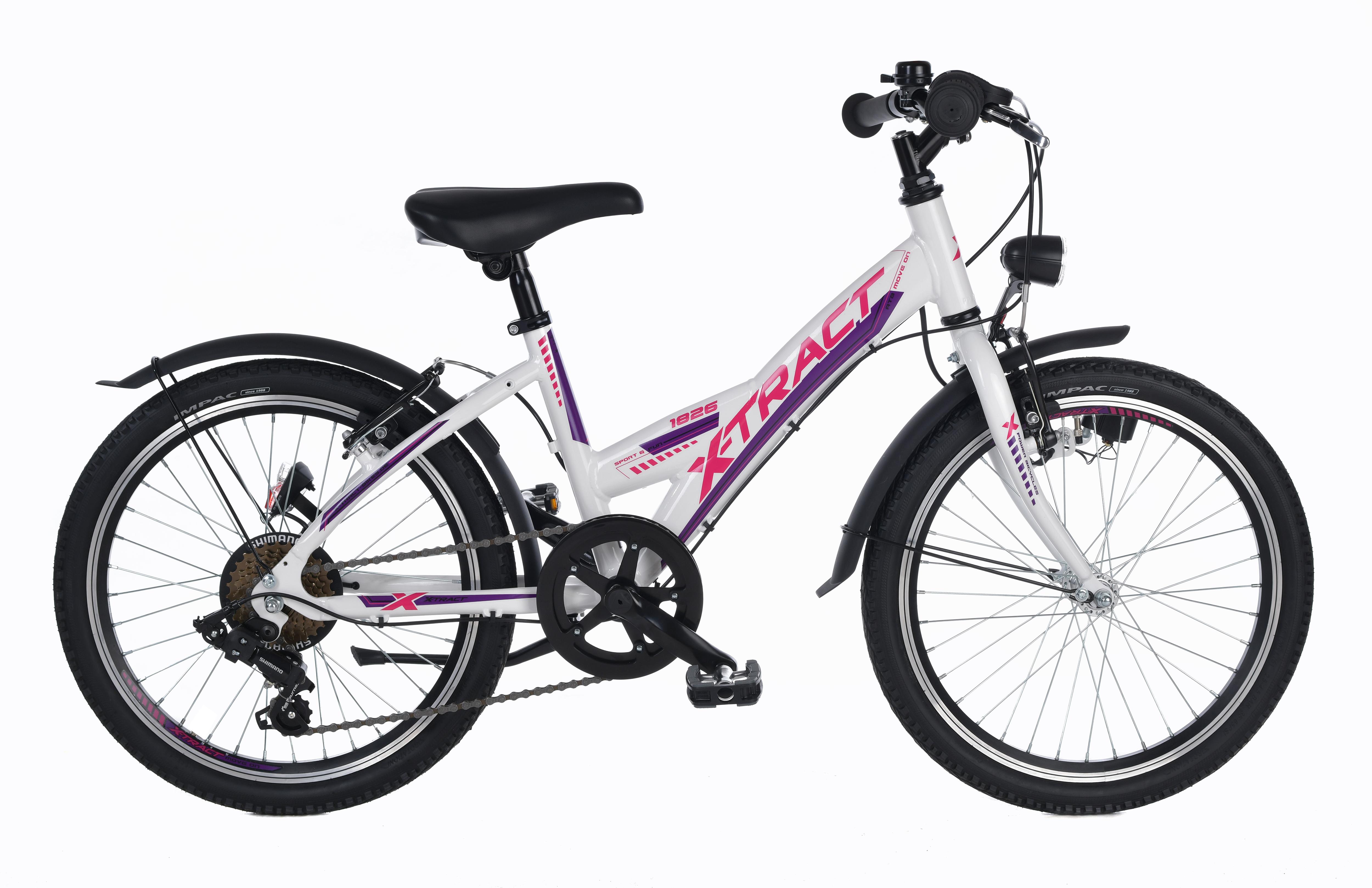 X Tract 1826 Feldmeier Bikes